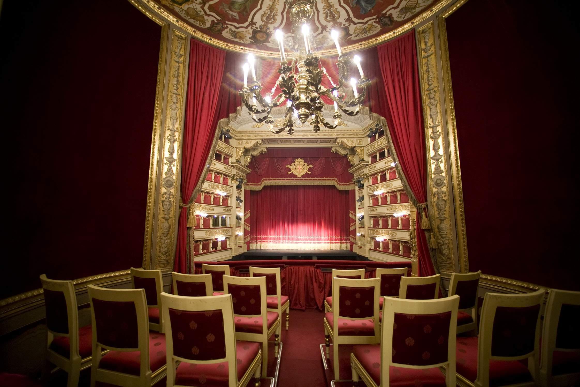 La scala opera house pictures