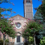 The church of San Celso, today